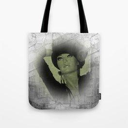 Retro: Her memories Tote Bag