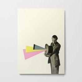 Magic Hat Metal Print