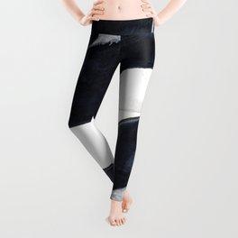 Orca (Orcinus orca) Leggings