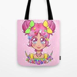 Decora Darling Tote Bag
