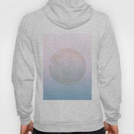 Light Pastel Moon Hoody