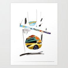 des20 Art Print