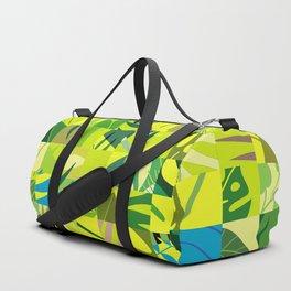 Green Oasis Duffle Bag