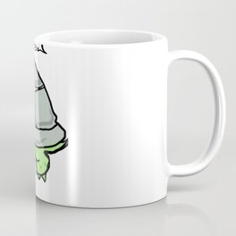 childish turtle  Coffee Mug