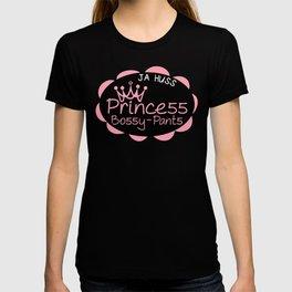 Princess Bossy Pants T-shirt