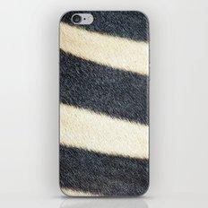 Zebra. iPhone & iPod Skin