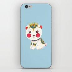 The Ethnic Polar Bear iPhone & iPod Skin