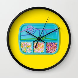 Sprinkle Party Wall Clock