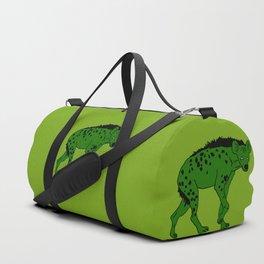 The aberrant hyena Duffle Bag