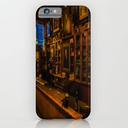 Old Irish Pub iPhone Case