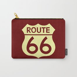 Route 66. Carry-All Pouch