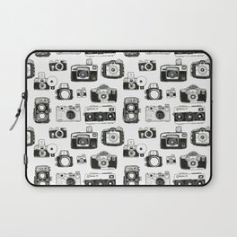 Vintage Cameras Laptop Sleeve