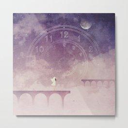 Time Portal Metal Print