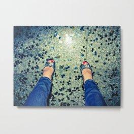 twinkle toes Metal Print