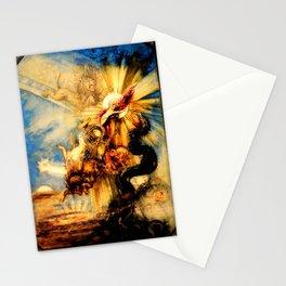"Gustave Moreau ""La chute de phaéton (The Fall of Phaeton)"" Stationery Cards"