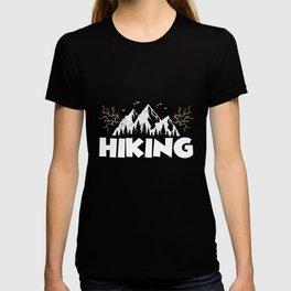 Hiking - climbing, bouldering T-shirt