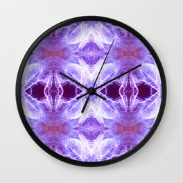 Millenium Park Lights Wall Clock