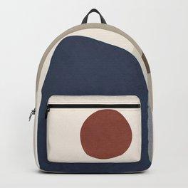 Modern Art 16 Backpack