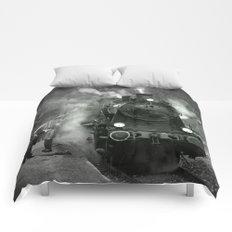 Steam Engine Comforters