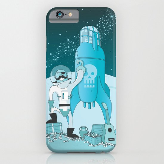 Space Pirate! iPhone & iPod Case