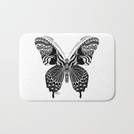 Butterfly Spirit Animal Bath Mat