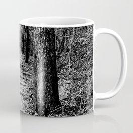 steps through the woods Coffee Mug