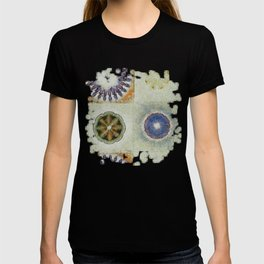Mayapples Pattern Flowers  ID:16165-061955-58480 T-shirt
