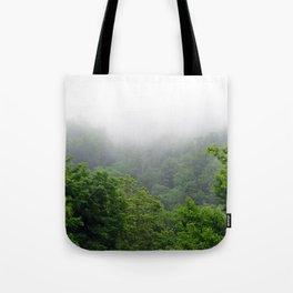 Hokkaido Mists Tote Bag