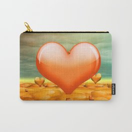 Heartrain Carry-All Pouch