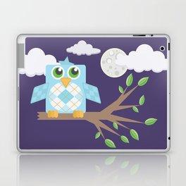 Nighttime Owl Laptop & iPad Skin