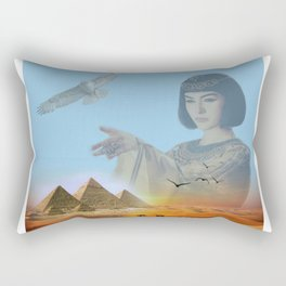 Ancient Egypt  Rectangular Pillow