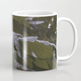 Wet Leaf Coffee Mug