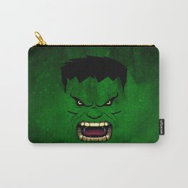 Monster Green Carry-All Pouch
