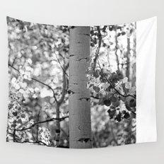 Colorado Aspen Trees Wall Tapestry