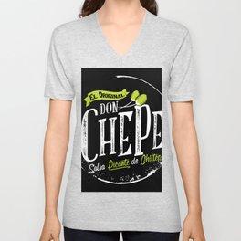 Don Chepe Unisex V-Neck