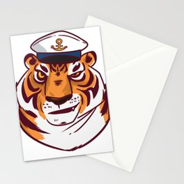 Seafarer adventure gift explorer conqueror Stationery Cards