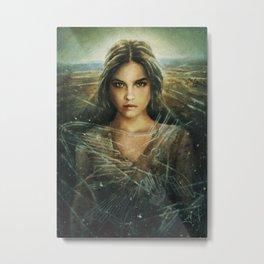 Naska Metal Print