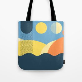 Indecisive One Tote Bag