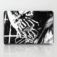 bane iPad Cases featuring Bane by DeMoose_Art