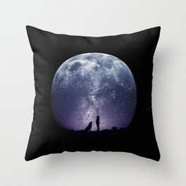 Stargaze Throw Pillow