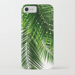 Palm Leaves #3 iPhone Case