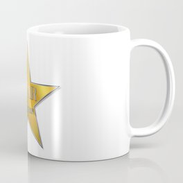 Star Dressing Room Coffee Mug