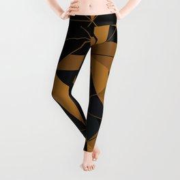3D Futuristic GEO VI Leggings