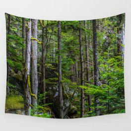 Squamish I Wall Tapestry