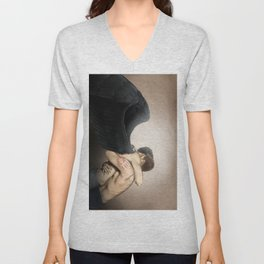 Hold me tight Unisex V-Neck
