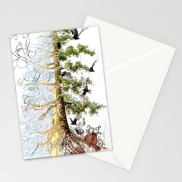 The Woods and The Water Stationery Cards
