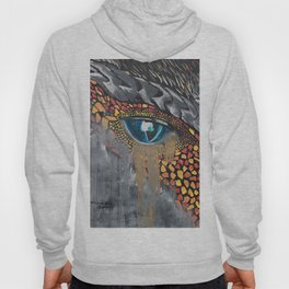 Dragon tears Hoody