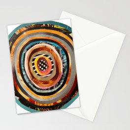 Portal III Collage Stationery Cards
