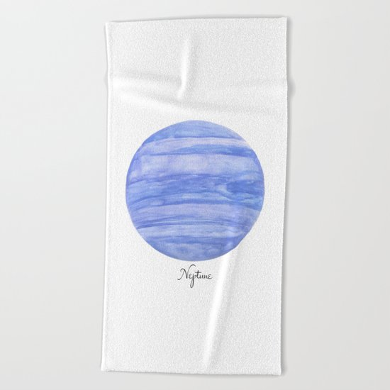Neptune Beach Towel