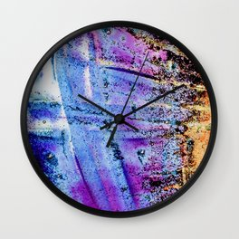 Aloe Wall Clock